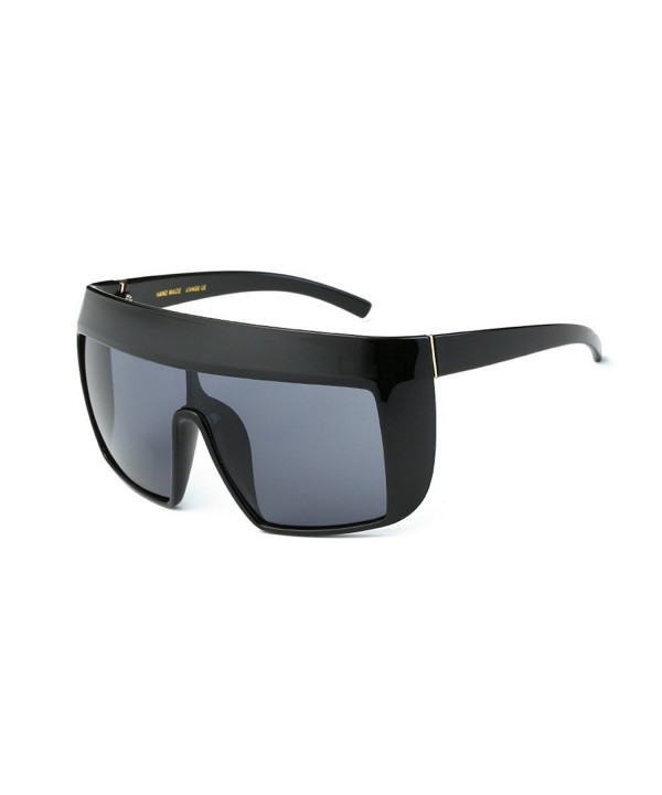 Oversized Protect Blowing Sunglasses black black