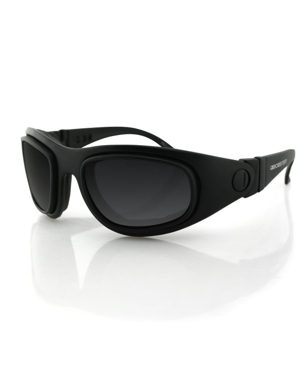 Bobster Street Prescription Sunglasses BSSA201AC Black
