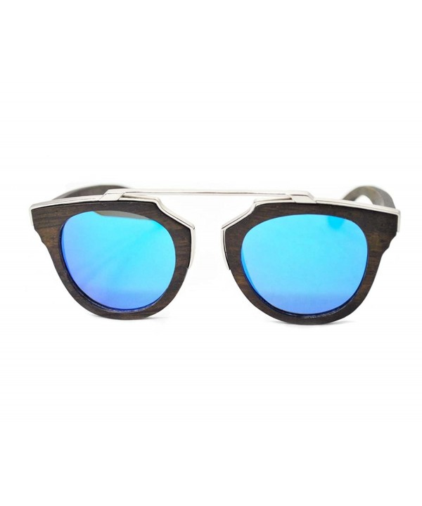 Mato Sunglasses Polarized Reflective Mirrored