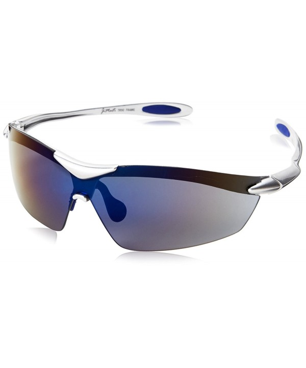 Sunglasses Unbreakable Protection Cycling Silver