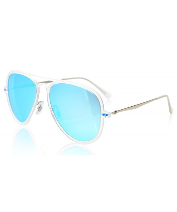 Eyekepper Mirror Polarized Sunglasses Titanium