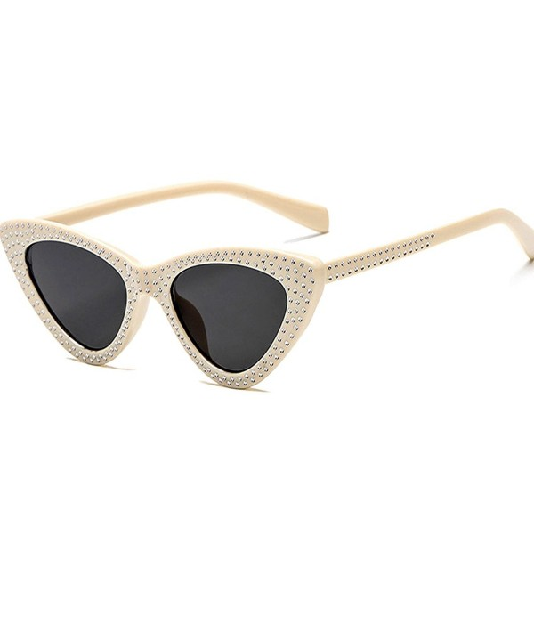 BVAGSS Sunglasses Protection Fashion Diamond