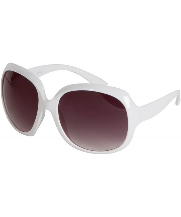 GA4565 Vintage Oversized Fashion Sunglasses