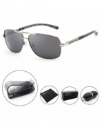 HDCRAFTER Polarized Sunglasses Protection Lenses