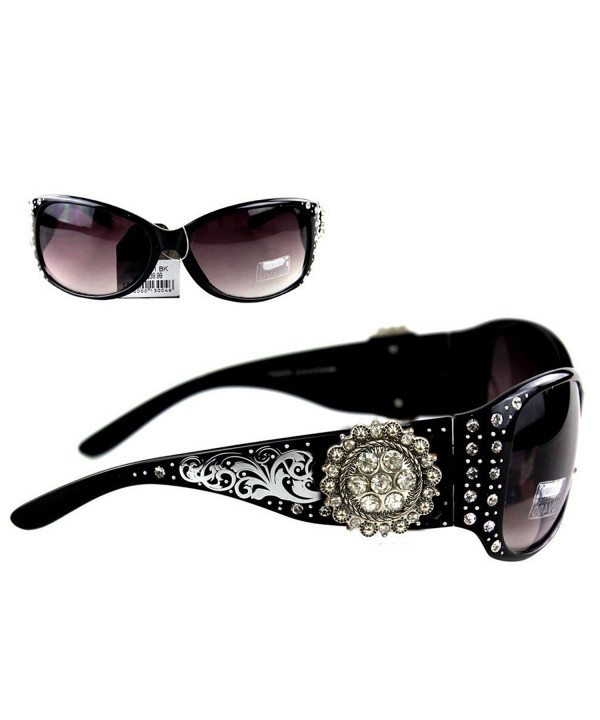 Montana West Ladies Sunglasses Rhinestones