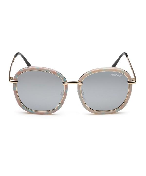 Rocknight Oversized Sunglasses Polarized Protection
