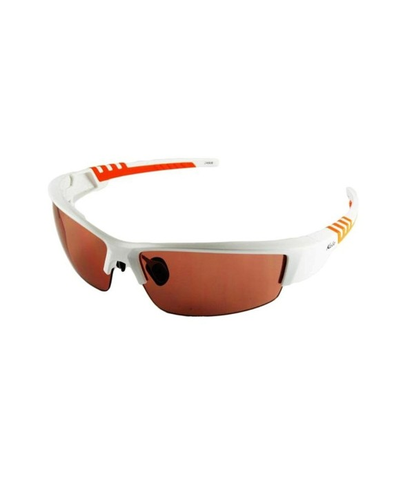 Kele NYX Lunette Sunglasses Orange