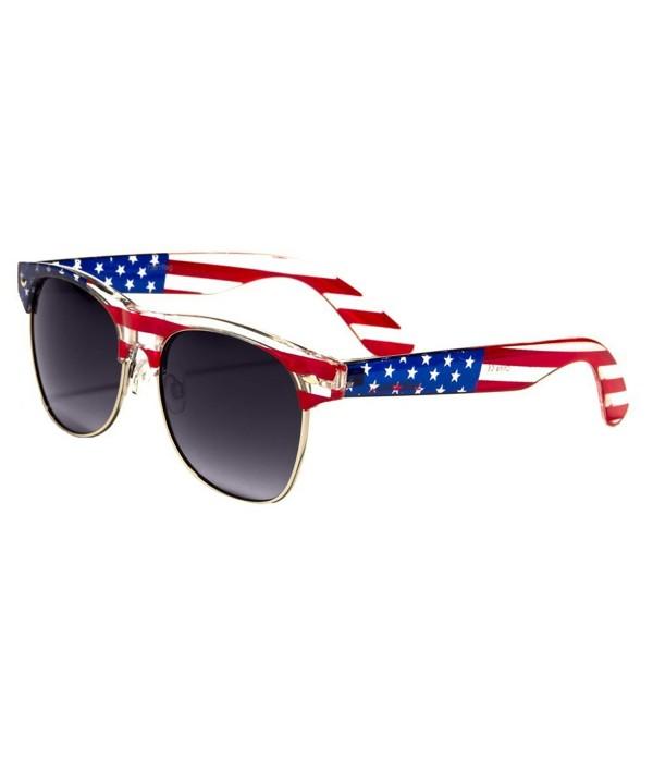 Classic American Wayfarer Sunglasses Clubmaster