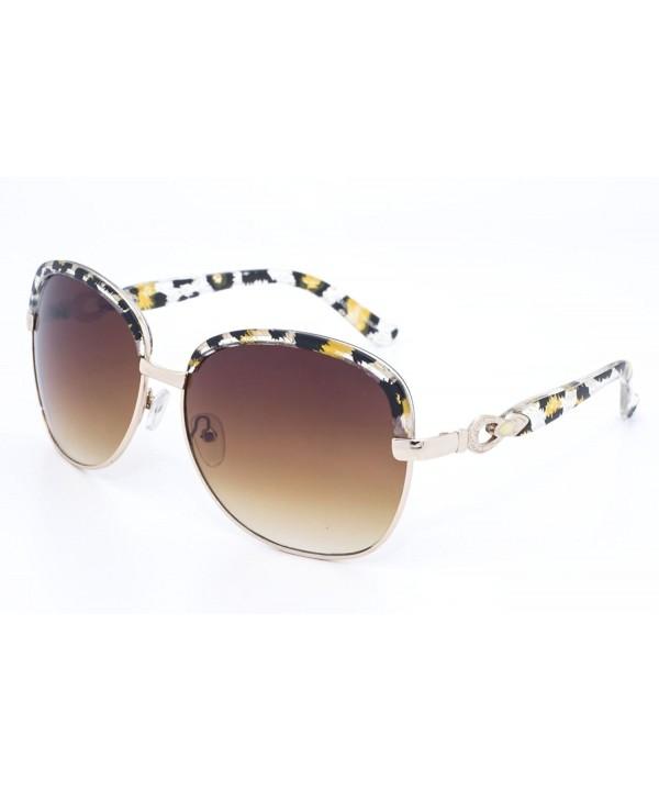 Eason Eyewear Oversize Sunglasses Printing