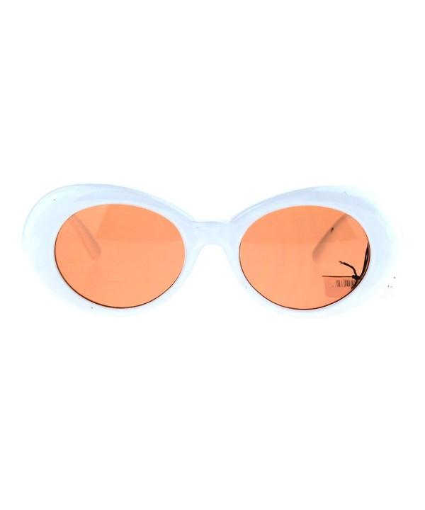 Womens Plastic Gothic Vintage Sunglasses