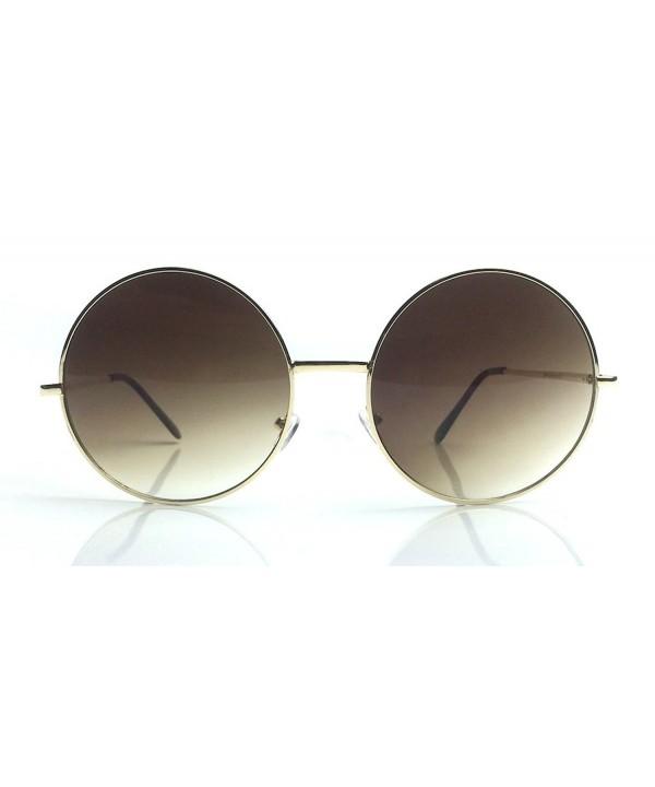 Vintage Oversized Womens Sunglasses Gradient