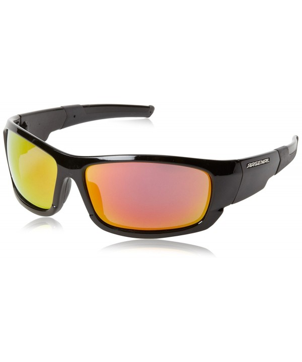 Arsenal Bane Polarized Rectangular Sunglasses