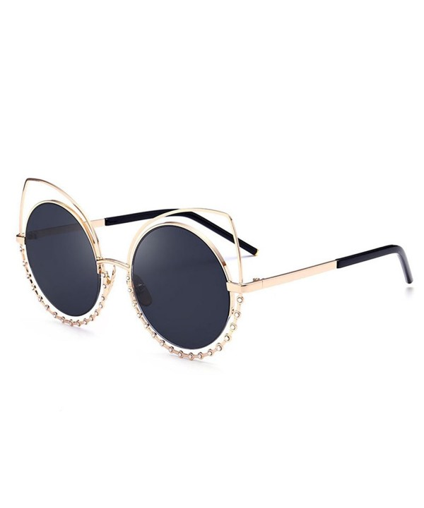 JOJO Girl Sunglasses Avant garde Reflective