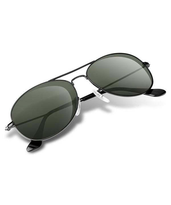 Aviator Sunglasses Wenlenie Shades Mirror