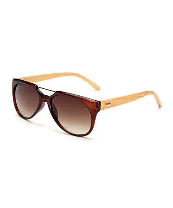 TIJN Double Bridge Wayfarer Sunglasses