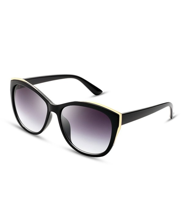 BLUEKIKI YEUX Womens Polarized Sunglasses