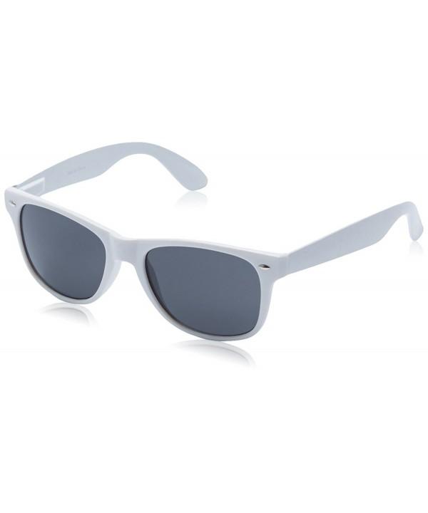 MLC Eyewear Retro Wayfarer Sunglasses
