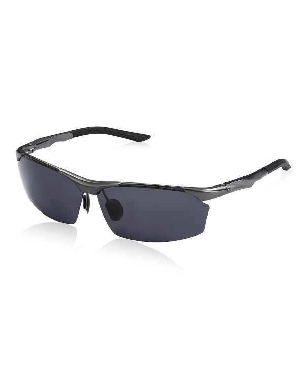 CREAST Polarized Wayfarer Sunglasses Unbreakable