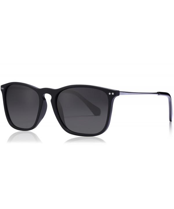 Carfia Vintage Polarized Sunglasses Protection