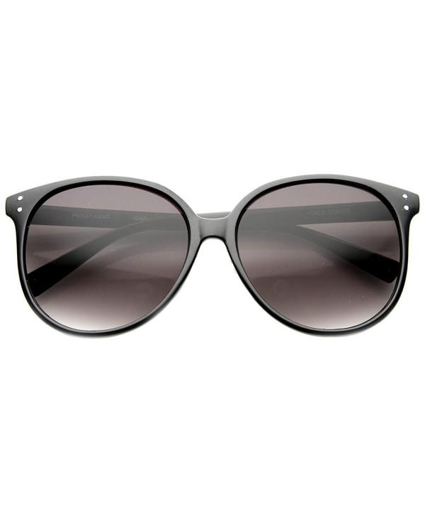 zeroUV Retro Rimmed Sunglasses Lavender