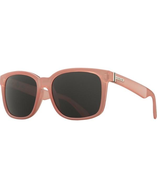 VonZipper Unisex Sunglasses Coral Gloss