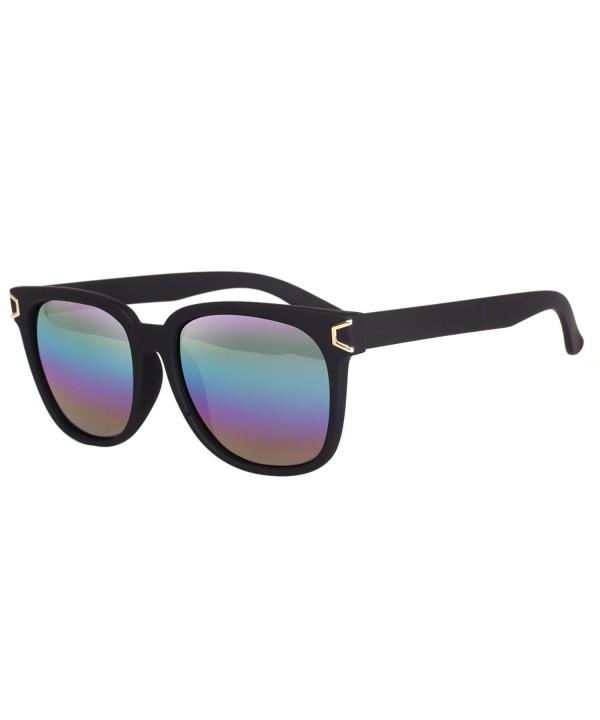 VIVIENFANG Polarized Wayfarer Sunglasses P1833B