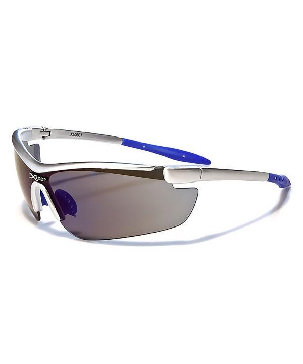 Mirozi Semi Rimless around Sunglasses Colored