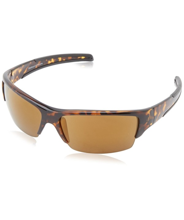 Chilis Dropkick Rimless Sunglasses Tortoise