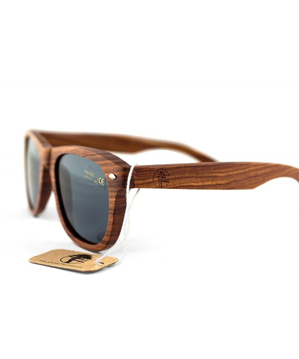 Sandalwood Sunglasses Polarized Viable Harvest