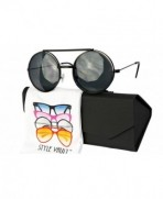 V3088 pc Style Vault Sunglasses Black dark