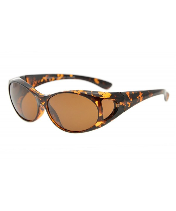 Eyekepper Polarized Sunglasses Prescription Tortoise