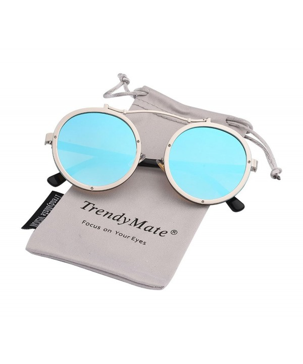 Driving Glasses Steampunk Oversized Sunglasses