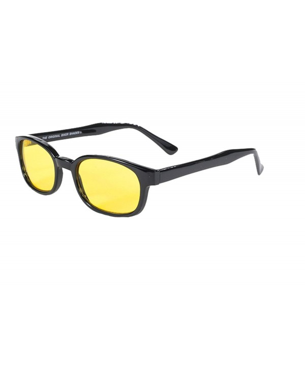 Original Yellow Lenses Frames Sunglasses