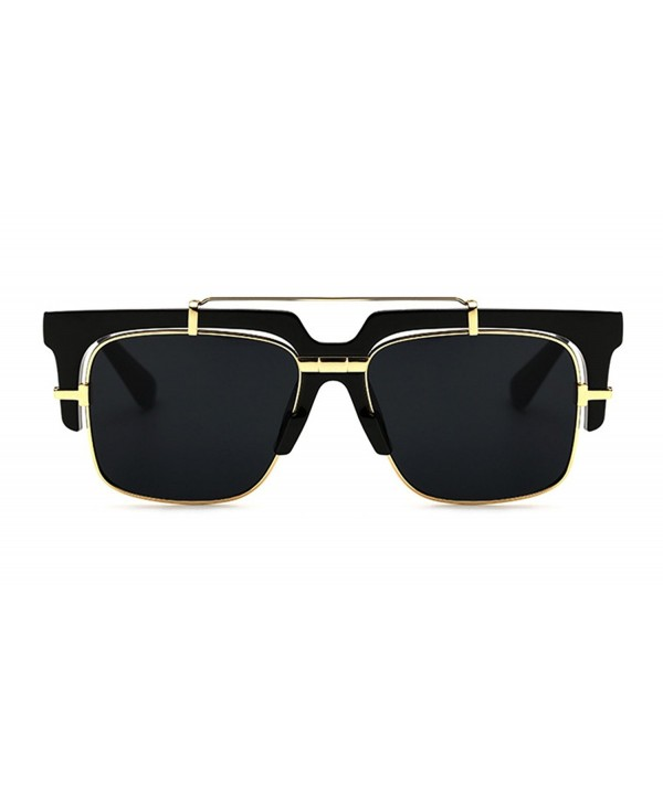 TIJN Fashion Oversized Frame Sunglasses