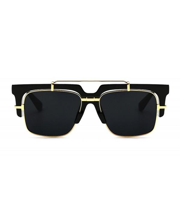 TIJN Fashion Oversized Frame Sunglasses