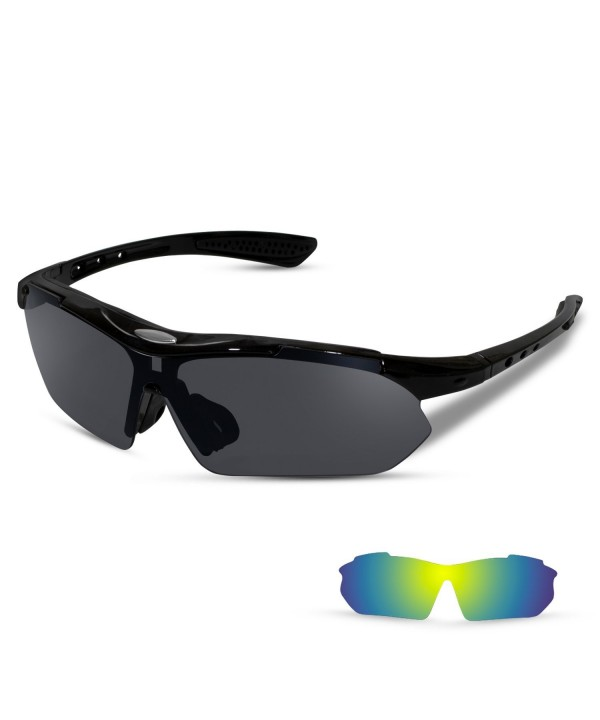 Sunglasses Interchangeable Running Cycling Driving