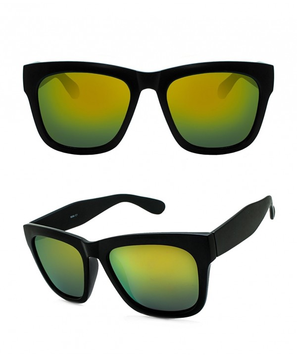 Polarized Protection Oversize Fashion Sunglasses