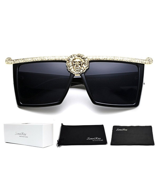SamuRita Novelty Luxury Gangster Sunglasses