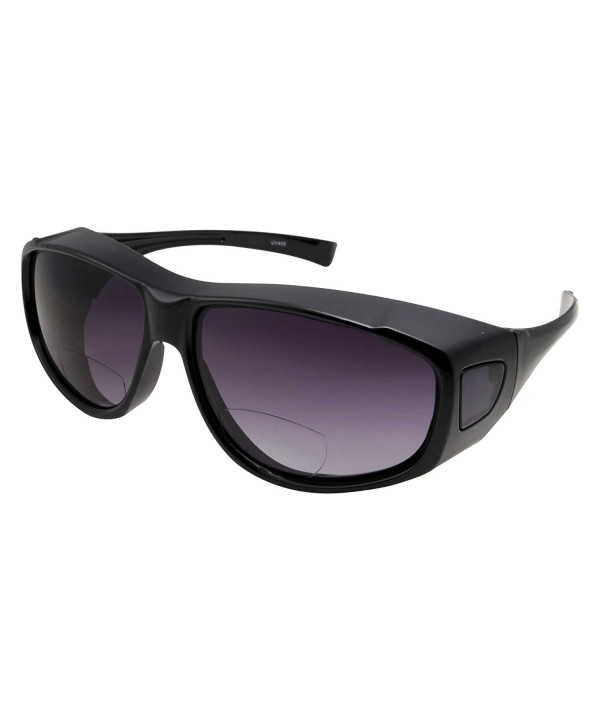 Wear Sunglasses Bifocal Sun Reader Black