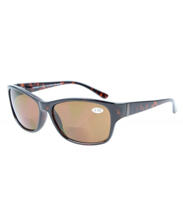 Eyekepper Fashion Bifocal SunReaders Tortoise