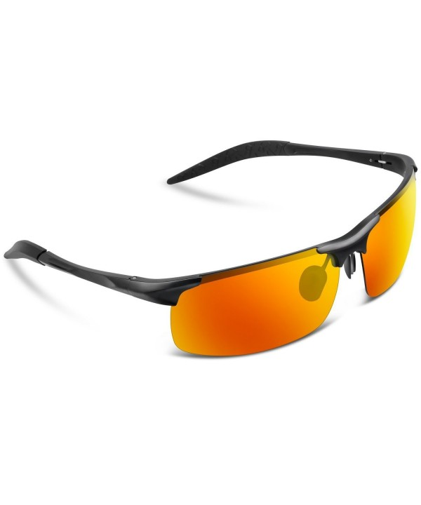 Fashion Protection Sunglasses Polarized Superlight