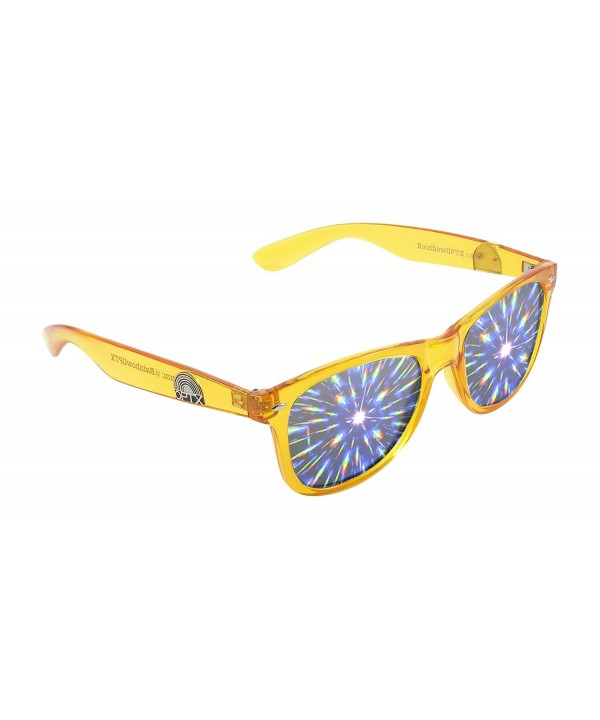 Diffraction Glasses Original Sunglasses Transparent