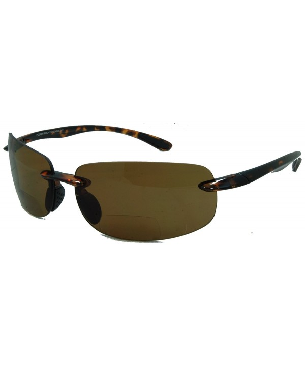Polarized Invisible Sunglasses Tortoise Strength
