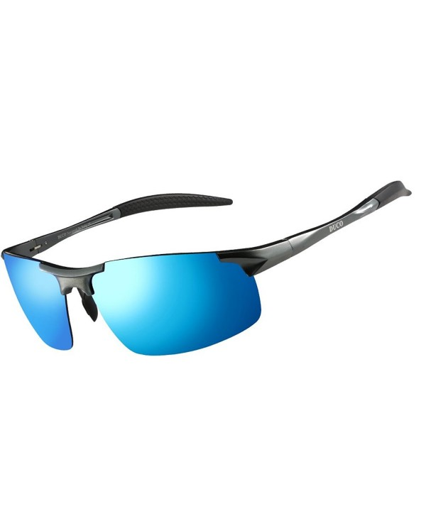 Sports Polarized Sunglasses Glasses Gunmetal