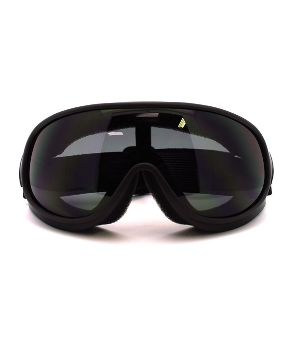 Retro Racer Narrow Shatter Goggle