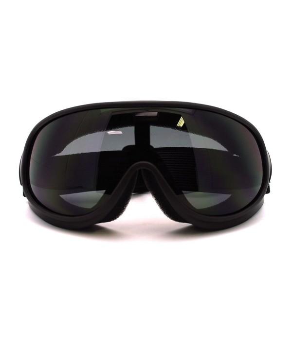 Retro Racer Narrow Shatter Goggle