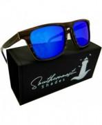 Natural Wood Sunglasses Genuine Polarized