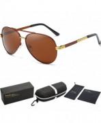 Dollger Aviator Polarized Sunglasses Unbreakable