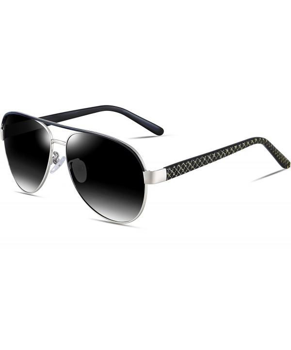 ATTCL Protection Polarized Sunglasses 8012 Black