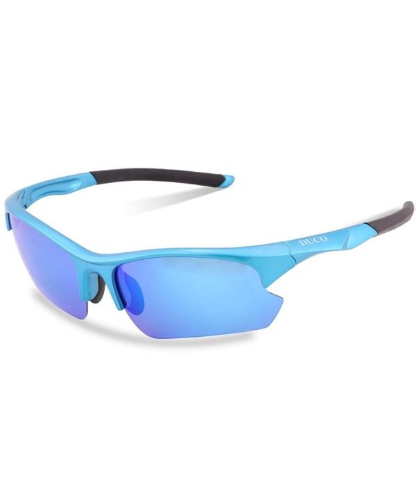 DUCO Polarized Sunglasses Cycling Unbreakable